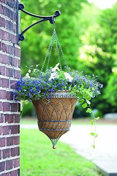 Gardman R572 Victorian Parasol Hanging Basket with Chain,... https://www.amazon.com/dp/B001QILQPI/ref=cm_sw_r_pi_dp_bTgFxbF1PJ533