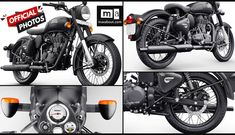 Royal Enfield recently released a set of official images for Classic 500 Stealth Black on their official website. As expected, the motorcycle looks awesome Classic 350 Royal Enfield, Enfield Classic, Royal Enfield Modified, Bike Photo, Anime Love Couple, Iphone Wallpaper, Photo Galleries, Motorcycle, Gallery