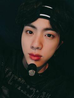 JIN BTS Weibo update - Good night ARMY ~❤️