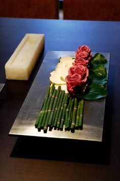 So simple floral arrangement