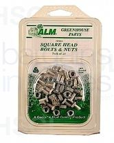 Square Head Bolts & Nuts