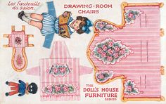 DRAWING-ROOM CHAIRS