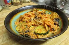 Healthy Dinner: Creamy Vegan Sundried Tomato Pasta