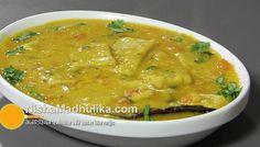 Rajasthani Dal Dhokli Recipe