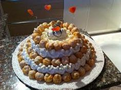 torta bigne -