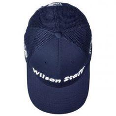 48e0a53468a Wilson Staff Tour Mesh Cap Unisex Navy Unisex Navy