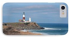 Montauk Lighthouse/camp Hero IPhone 7 Case for Sale by Karen Silvestri.  Protect your iPhone 7 with an impact-resistant, slim-profile, hard-shell case.  The image is printed directly onto the case and wrapped around the edges for a beautiful presentation.  Simply snap the case onto your iPhone 7 for instant protection and direct access to all of the phone's features!