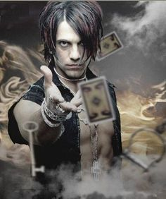 Criss Angel - He is magical and hot!