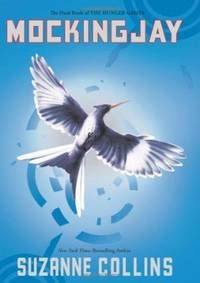 Mockingjay by Collins, Suzanne   Against all odds, Katniss Everdeen has survived the Hunger Games twice. But now that she's made it out of the bloody arena alive, she's still not safe. The Capitol is angry. The Capitol wants revenge. Who do they think should pay for the unrest? Katniss....  more   Offered By  Bell's Books