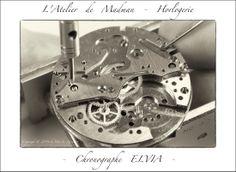 Chronographe Elvia