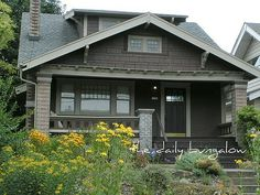 craftsman porch with shed dormer | Recent Photos The Commons Getty Collection Galleries World Map App ...