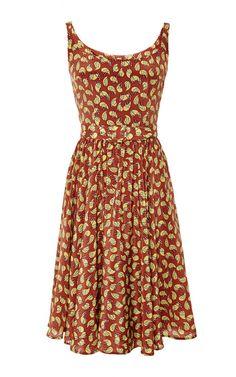 Mali Dress by Lena Hoschek - Moda Operandi