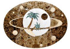 ripiano in marmo per tavolino   lavorazione artigianale