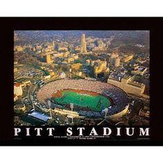 Dan Marino, Tony Dorsett, and many others have worn a Pitt jersey with pride…