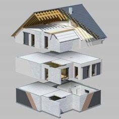 Unser energieeffizientes System von Ytong Bausatzhaus, Intelligenter Baustoff, Nachhaltige Eigenschaften