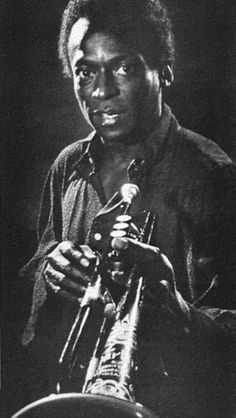 """If they act too hip, you know they can't play shit."" - Miles Davis"