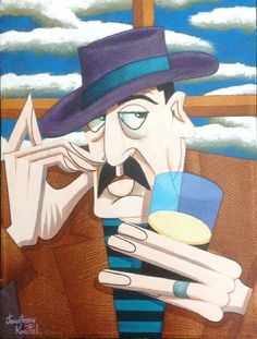 Tba by Jonathan Knuttel on ArtClick. Kevin Conroy, Irish Art, Art Pieces, Princess Zelda, Fictional Characters, Artists, Stone, Artworks, Art Work