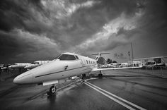 The Singapore Air Show 2012 - Private Jet