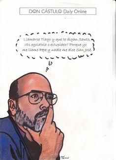Don Cástulo: Pensamiento tonto