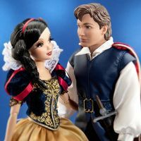 The Disney Fairytale Designer Limited Edition Doll Sets-SNOW WHITE