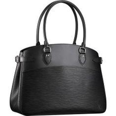 7632483e091 Louis Vuitton Epi Leather Passy Gm M59252 Bau Lv Handtassen, Louis Vuitton  Handtassen, Grote