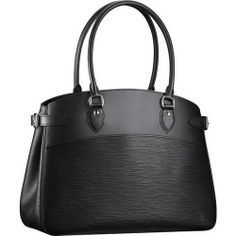 Louis Vuitton Epi Leather Passy Gm M59252 Bau