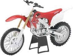 NEW RAY 2012 HONDA Crf450 MOTOCROSS DIRT BIKE MOTORCYCLE DIECAST 1:12 Scale