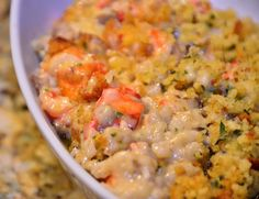 Lobster Risotto   Reluctant Entertainer