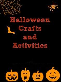 31 Halloween Games and Activities for Kids !