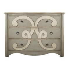 I pinned this Melange Classique Chest from the Hooker event at Joss & Main!