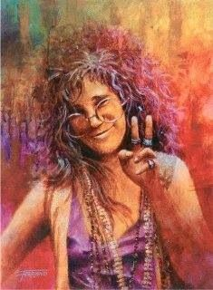 """""""You can fill your life up with ideas and still go home lonely.  All you have that really matters are feelings.  That's what music is to me.""""  Janis Joplin"""