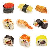 Foto de Comida De Sushi Maki e mais fotos de stock de Sushi - iStock Food Poster Design, Sushi Party, Ethnic Recipes, Desserts, Product Photography, Google Search, Pictures, Food Posters, Antipasto