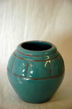 Maud Andersson, Skoby Pottery, Sweden.