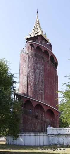 Nan Myint Tower @ Mandalay, Myanmar
