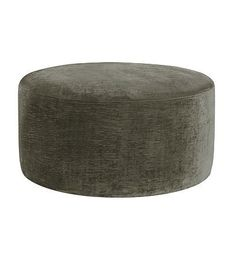 Saturn Round Ottoman from the 1911 Collection collection by Hickory Chair Furniture Co.