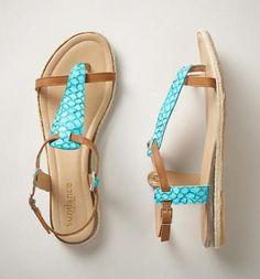 Walking On Air Sandals