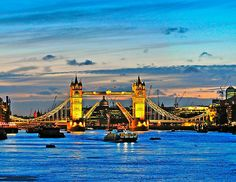 Tower Bridge Raised @michael semple @Ron G Holland @Business Guide #mike1242