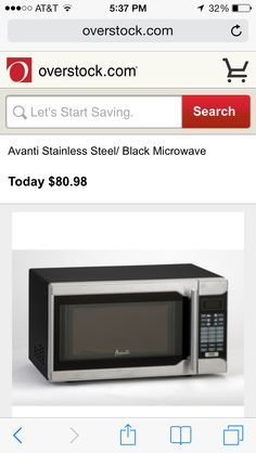 Need a cheap popcorn microwave for the basement.