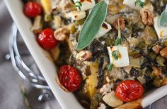 Baked vegetable polenta recipe - goodtoknow