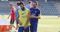 Puji Kemampuan Serba Bisa Turan, Enrique Hormati Rayo -  http://www.football5star.com/liga-spanyol/barcelona/puji-kemampuan-serba-bisa-turan-enrique-hormati-rayo/