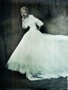 eternity-of-fashion:  Frida Gustavsson by Paolo Roversi for Vogue Italia