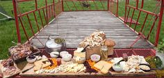 The Charcuterie Board Must Be The Coolest Wedding Idea For 2016