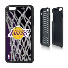 Los Angeles Lakers iPhone 6 Plus Rugged Net 2 Case