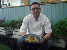 Tom Court is Head Chef of The Granary Hotel near Kidderminster in Worcestershire & proud holder of 2 AA Rosettes. He loves all things fish and visits the Birmingham fish market every week to chat with his fish merchant to discuss the catches, the species, the seasons and the boats the fish were caught on. Tom runs his own 'Sticky Fig' Catering Company and one of the '5 Chefs' who promote Worcestershire and its produce. See him at Royal Three Counties Show, Upton Food & Beer Fest