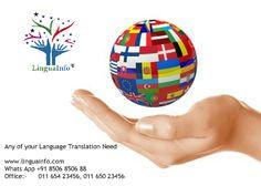 Foreign Language Translation ,Transcription