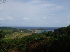 日本海を望む/山口県見島