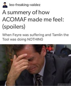 FUCK TAMLIN I HATE HIM, YOU KEEP HATING HIM MORE AND MORE THROUGHOUT THE BOOK