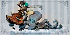 The Art Of Animation, Brian Kesinger
