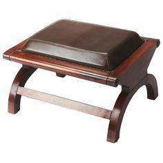 Butler Specialty Butler Loft Leather Stool