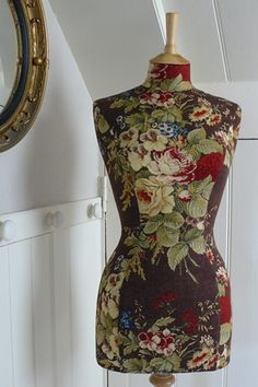 Mulberry Home fabric mannequin   Flickr - Photo Sharing!
